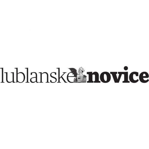 Lublanske novice logo
